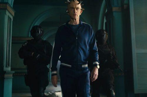 Capaldi jako Thinker