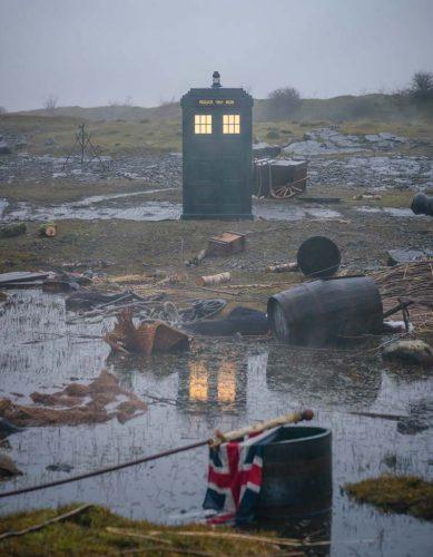 TARDIS na polu bitwy, seria 13